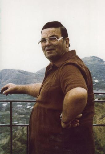 Cav. Raduano Michelino, fondatore del caseificio Pascoli