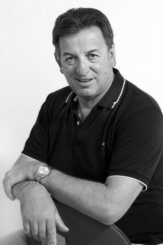 Luciano Raduano patron del caseificio Pascoli